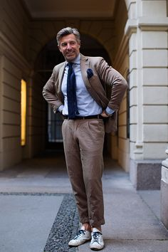 On the Street…Summer Suited, Milan - The Sartorialist