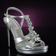 prom Shoe, DYEABLES RUBY Shoes for proms & proms