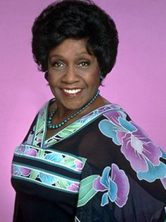 Isabel Sanford, Actress. I always thought she resembled my grandmother (maternal).