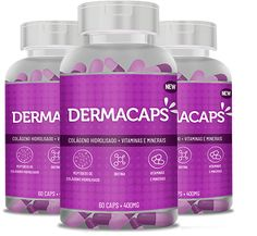 Dermacaps ® | Lançamento exclusivo em 2019 - Dermacaps ® Flora, Shampoo, Personal Care, Bottle, Beauty, Spearmint Recipes, Homemade Foot Scrubs, Strengthening Nails, Homemade Beauty Tips