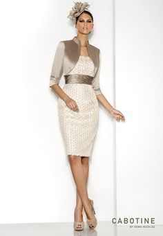 Mother of the Bride by Cabotine. | Mother of the bride dresses ...
