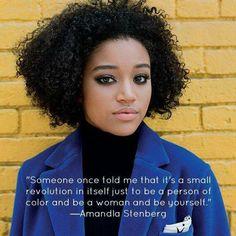 Amandla Stenberg quote