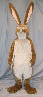 Little Nutbrown Hare Character Costume is provided free of charge by the publishers for promotional use only at schools, libraries and bookstores. The only cost to you is second-day air shipping arranged by Costume Specialists to send the costume to its next event.