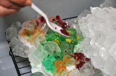ice dye, ice dye diy, diy, diy dye