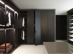 Walk-in wardrobe STORAGE by Porro design Piero Lissoni, Centro Ricerche Porro