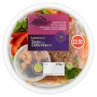 Buy Sainsbury's Moroccan Style Salad Bowl, Taste the Difference online from Sainsbury's, the same great quality, freshness and choice you'd find in store. Thai Coconut, Coconut Curry, Low Calorie Salad, Chicken Chow Mein, Fresh Food Delivery, Fast Day, Dried Apricots, Calorie Intake, Sainsburys