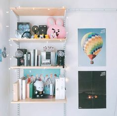 Dream Rooms Bts - Decoration Home Army Room Decor, Bedroom Decor, Dream Rooms, Dream Bedroom, Ideas Decorar Habitacion, Army Bedroom, Aesthetic Room Decor, Room Goals, Room Tour