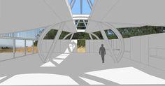 Sculptor's Pavilion by Jennifer Weiss Architecture www.jenniferweissarchitecture.com