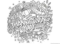 Thanksgiving+Doodle+Coloring+Pages+-+1+1+1=1