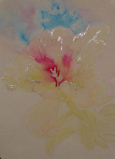 Rita Vaselli watercolors: DIPINGERE FIORI AD ACQUARELLO: parte seconda