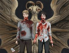 Red Dragon / wrath of the lamb / Hannibal
