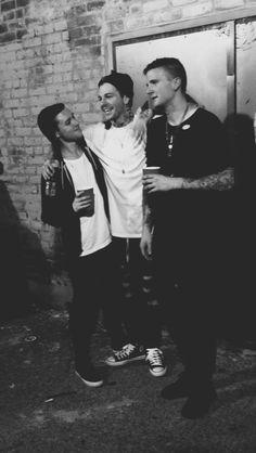 zach, jesse and bryan.