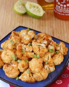 10. Honey Lime Sriracha Glazed Cauliflower Wings #healthy #cauliflower #recipes http://greatist.com/eat/super-surprising-super-delicious-cauliflower-recipes
