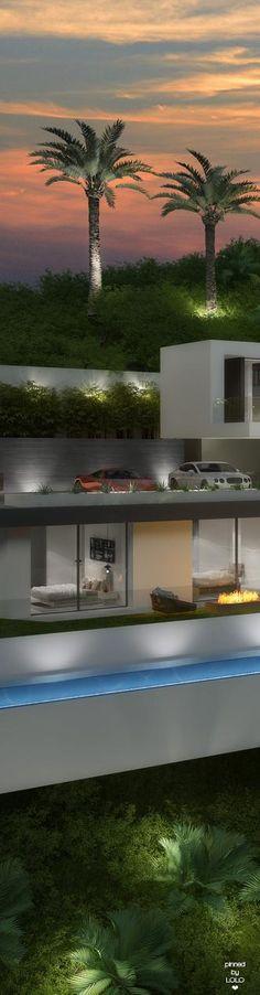 Stunning home on Sunset Plaza | Los Angeles | CA. #losangeles