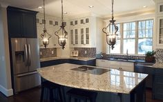 106-1274: Home Interior Photograph-Kitchen