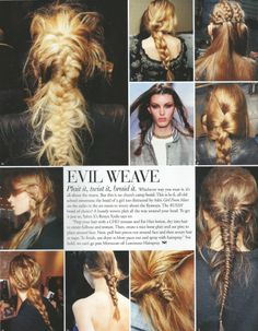 THE EVIL WEAVE