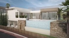 Superb collection of 12 contemporary 3 and 4 bedroom detached villas for sale, with absolutely breathtaking golf and sea views in Riviera del Sol, Mijas Costa  https://www.crystalshore-properties.com/en/listing/spain/mijas/riviera-del-sol/villa/4348/