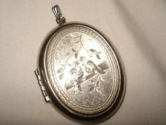Large Vintage Victorian Revival Silver by PastPossessionsOnly, $19.95