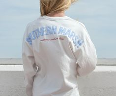 Southern Marsh Collection — Southern Marsh Long Sleeve Rebecca Jersey