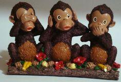 Macacos dos Sentidos