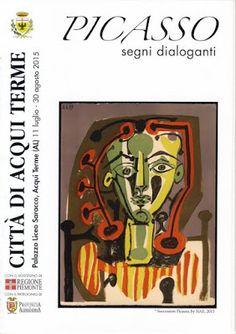 """La mansarda dei ravatti: #arte: Picasso e i suoi """"segni dialoganti""""."""