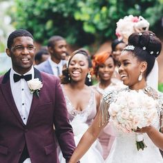 Beautiful bride @ashleytara1 and her dapper groom celebrated their first year anniversary earlier this month! Can hardly believe it's been a year already! The #lovebirds gorgeous wedding is featured in the winter issue of #BlackBrideMagazine Wishing the happy couple a lifetime of love and happiness together!! #blackbride1998 #bahamianwedding #bahamas #wedding @stanlophotography #sister #husband #love #atlantis #bridalparty