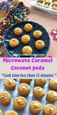 Soft and chewy Microwave Caramel Coconut peda is a sweet made using 8 ingredients in just under 15 minutes of cooking time perfect for any festive occasion. Low Carb Brownie Recipe, Brownie Recipes, Chocolate Recipes, Cookie Recipes, Dessert Recipes, Brownie Ideas, Keto Friendly Desserts, Low Carb Desserts, Easy Desserts