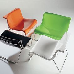 Kartell Form Side Chair