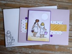 Today I am sharing an adorable beach babies card made using the Beautiful Moments stamp set and the gorgeous Best Dressed designer series paper (dsp). Beach Babies, Circle Punch, Cute Little Girls, Beautiful Moments, Baby Cards, Nice Dresses, Stampin Up, Birthday Cards, Card Making