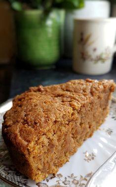 Gateaux Vegan, Cake Vegan, Vegan Vegetarian, Vegan Food, Vegan Kitchen, Piece Of Cakes, Carrot Cake, Banana Bread, Carrots