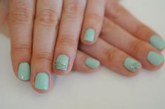 Cute nails by Yass