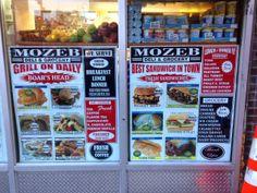 Mozeb Grocery. 2158th Ave. New York, NY. (Photo: 4/21/14)