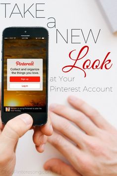 Are you using Pinterest a marketing tool for your business? Taking a moment to take a look at your account can reveal some mistakes or some missed opportunities.