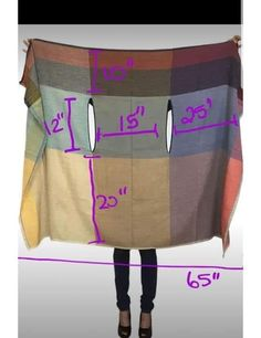 Fantastic sewing hacks are available on our website. Have a look and you wont be sorry you did. Fantastic sewing hacks are available on our website. Have a look and you wont be sorry you did. Fashion Sewing, Diy Fashion, Ideias Fashion, Dress Sewing Patterns, Clothing Patterns, Pattern Sewing, Poncho Patterns, Shirt Patterns, Vest Pattern