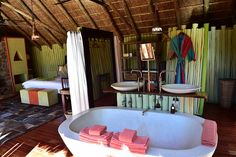 Jaci's Tree Lodge, Madikwe Game Reserve, North West, South Africa | by South African Tourism