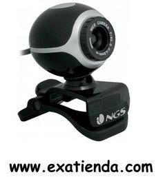 Ya disponible C?mara NGS USB xpresscam 300   (por sólo 15.95 € IVA incluído):   - Completa webcam con sensor CMOS de 300Kpx. El zoom, el seguimiento facial y la velocidad de transmisión de datos permiten realizar videoconferencias excelentes. Dispone también de captura de video e imagen.  - Especificaciones técnicas: CMOS sensor 300Kpx Resolución de video 5 Mpx Resolución de imagen: 8 Mpx Micrófono incluido USB 2.0 Zoom Detector de rostro  - Contenido del embalaje: