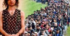 Feminized Males Will Allow Muslims to Conquer Europe