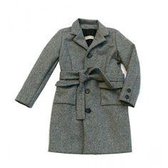 Grey Boy Coat