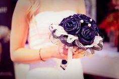 Blue vintage flax flowers by Artiflax Wedding Cake Toppers, Wedding Cakes, Flax Weaving, Flax Flowers, Flower Bouquet Wedding, Buttonholes, Corporate Gifts, Real Weddings, Wedding Ideas