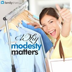Immodesty is quickly becoming the rule instead of the exception. Some women believe there is nothing wrong with putting their physical assets on display. Why modesty matters...