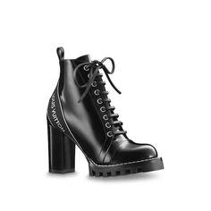 4a6a515204a1 Star Trail Ankle Boot. Louis Vuitton Combat ...