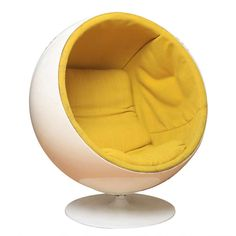 Ball chair by Eero Aarnio ca1973