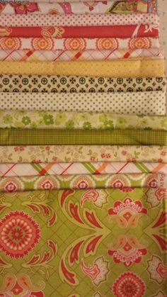 Riley Blake fabrics....LOVE!!