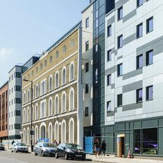Carbuncle Cup 2013 winner - 465 Caledonian Road.  Student housing London, named worst of Year