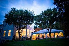 Wedding Venue; Strong Mansion, D.C