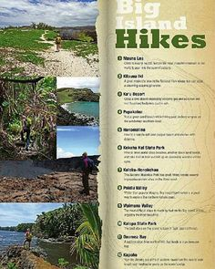 Hawaii boasts some great hiking locations! Make sure to check them out on your next visit! Hawaii boasts some great hiking locations! Make sure to check them out on your next visit! Hawaii Honeymoon, Hawaii Vacation, Hawaii Travel, Vacation Trips, Dream Vacations, Vacation Ideas, Aloha Travel, Travel Usa, Oahu