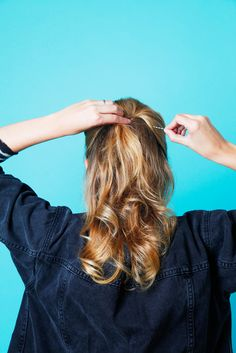 4 simple hair DIYs that will change your whole appearance
