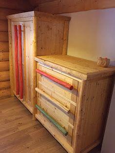 Log furniture  Origosvecicky