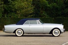 1959-1962 BENTLEY CONTINENTAL S2 DROPHEAD COUPE - by Park Ward of London.