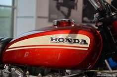 1970 Honda DREAM CL450